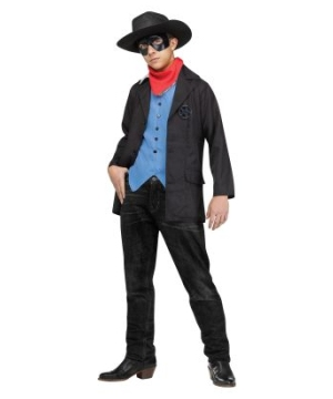 Wild West Wrangler Kids Costume