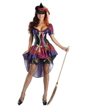 Witch Body Shaper Womens Costume