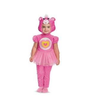 Wonder Heart Care Bear Classic Girls Costume
