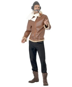 Ww2 Aviator Adult Costume