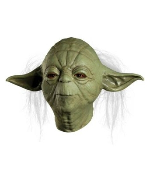 Star Wars Yoda Adult Mask deluxe