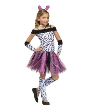 Zebra Girls Costume