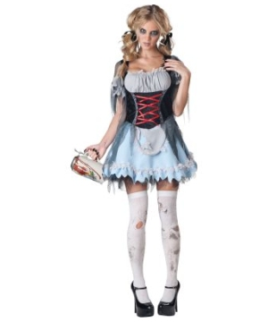 Zombie Beer Maiden Adult Costume