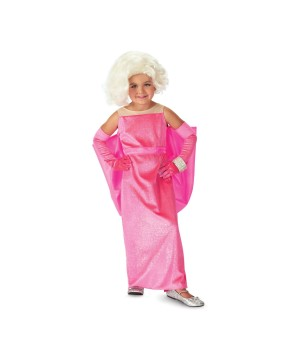 50s Movie Star Girls Costume deluxe
