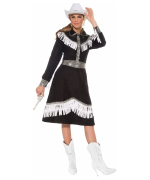 Rodeo Queen Womens Costume