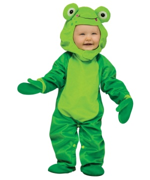 Adorable Froggy Unisex Baby Costume