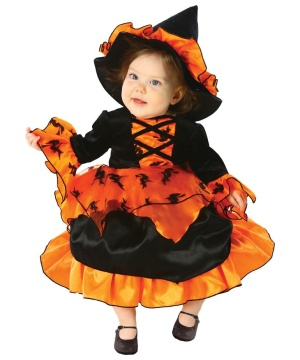 Amelia Witch Baby/ Toddler Costume
