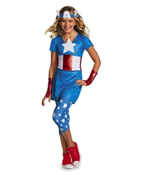 American Dream Girls/ Teen Costume