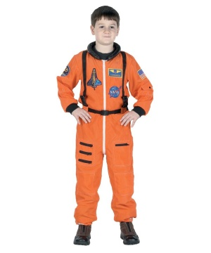 Spacesuit Boys Costume