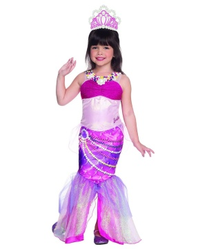 barbie lumina girls costume