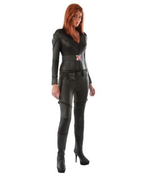 Black Widow Womens Costume