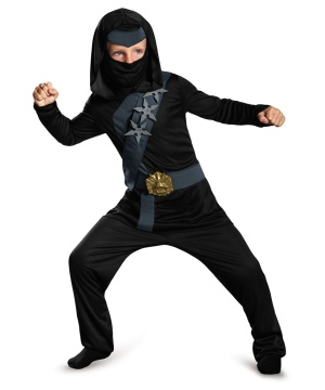 Blackstone Ninja Classic Toddler/boys Costume