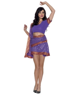 Bollywood Diva Womens Costume