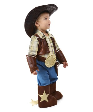 Brendans Cowboy Baby/ Toddler Costume