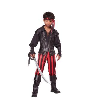 kids buccaneer costume