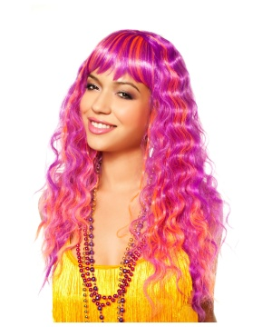 Candy Glam Womens Wig