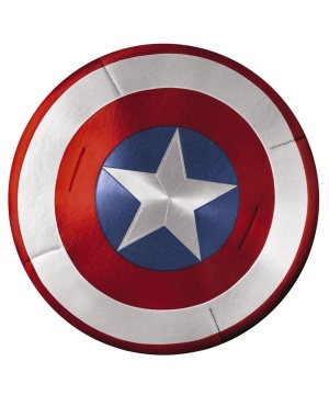 Captain America Movie 2 Boys Soft Shield