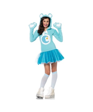 Care Bears Bedtime Bear Teen Girls Costume
