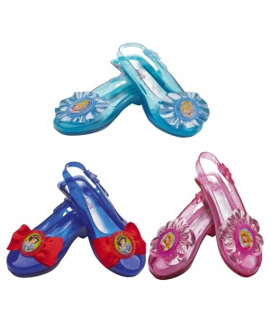 Cinderella, Snow White and Princess Aurora Kit Shoes