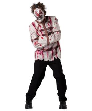 Circus Psycho Mens Costume