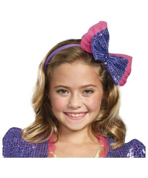 Dance Craze Purple Girls Headband