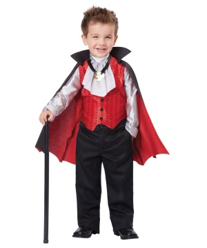 Dapper Vampire Boys Costume