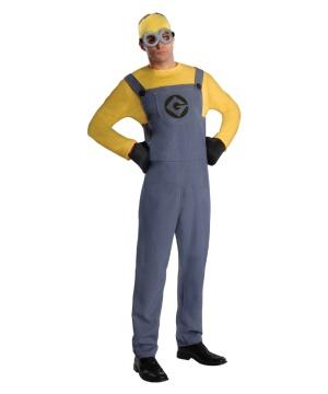 Despicable Me 2 Minion Dave Mens Costume