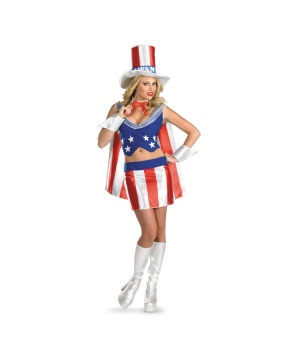 I Want You Womens Costume