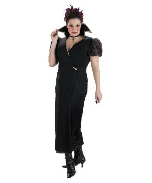 Transylvania Witch Women plus size Costume