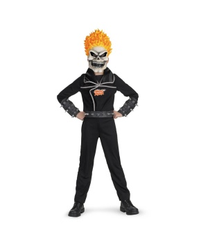 Ghost Rider Boys/ Teen Costume