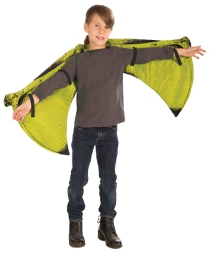 Dinosaur Plush Wings