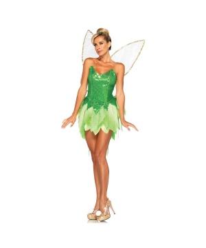 Womens Disney Pixie Dust Costume Theatrical