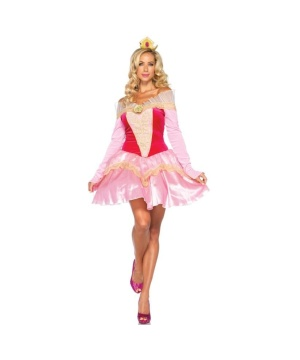 Disney Princess Aurora Womens Costume Prestige