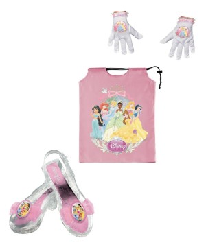 Disney Princess Birthday Girls Gift Set