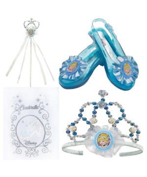 Disney Princess Cinderella Costume Accessory Kit