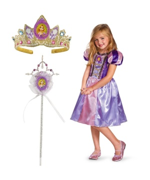 Disney Princess for a Day Rapunzel Kit