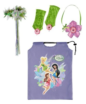 Disney Tinker Bell Fairy Girls Accessory Kit