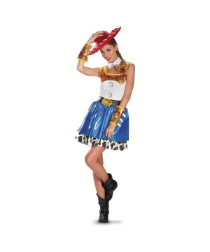 Womens Toy Story Jessie Glam Costume