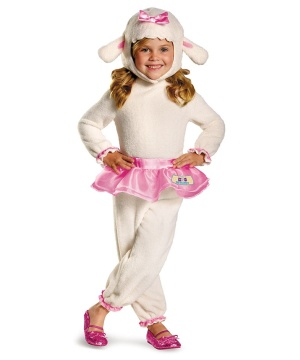 Doc Mcstuffins Lambie Girls Costume