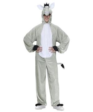 Donkey Jumpsuit Unisex Adult Costume deluxe