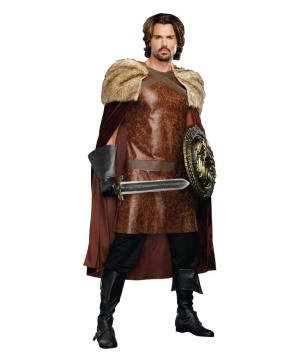 Dragon Warrior Mens Costume