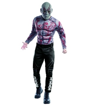 Guardians of the Galaxy Drax the Destroyer Mens Costume