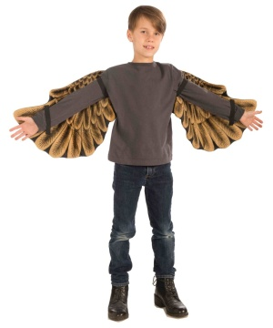 Eagle Plush Wings