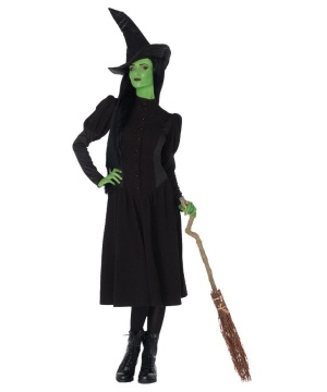 Wicked Elphaba Womens Costume deluxe