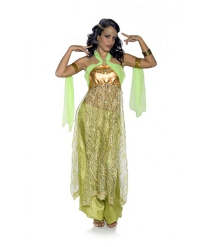 Emerald Womens Dancer Costume