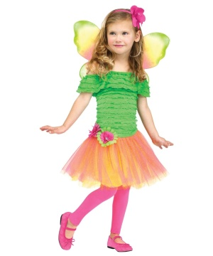 Enchanting Fairy Toddler Girls Costume
