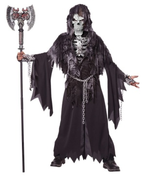 Evil Unchained Boys Costume deluxe