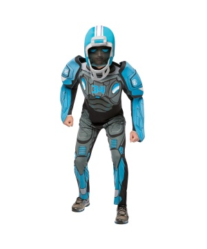 Fox Sports Nfl Cleatus Robot Mens Costume