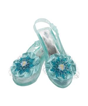 Disney Frozens Elsa Girls Shoes