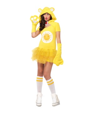 Funshine Bear Teen Costume